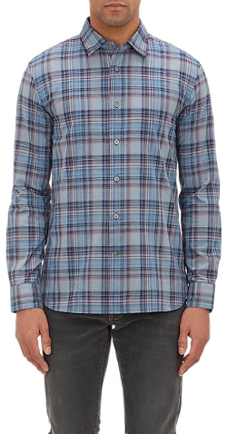 John Varvatos Star U.S.A. - Plaid Shirt