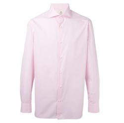 Borrelli - Cuffed Sleeve Button Down Shirt