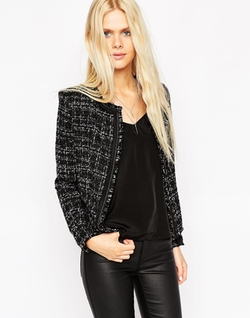 Asos  - Boucle Jacket