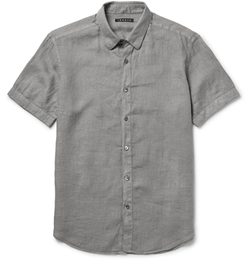 Theory - Coppolo Linen Shirt
