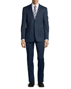 Neiman Marcus - Solid Two-Piece Suit
