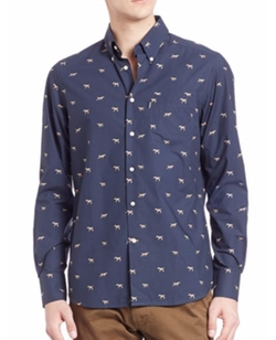 Barbour - Springe Printed Shirt