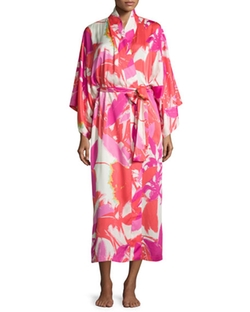 Natori  - Lucent Palms Robe