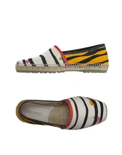 Dsquared2 - Canvas Espadrilles