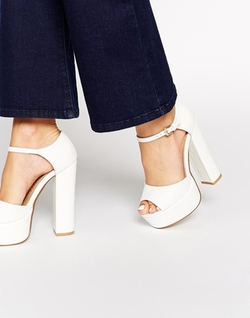 Daisy Street  - Platform Heeled Sandals