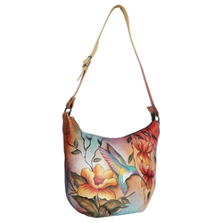 Anuschka - Bucket Hobo Handbag