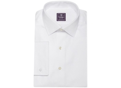 Cromwell and Sons  - Texture French Cuff Shirt