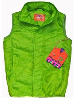 Hadley - Chevron Quilted Vest