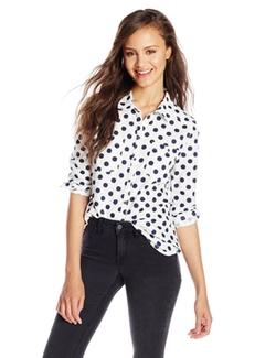 Roxy  - Sneaky Peaks Button Down Shirt