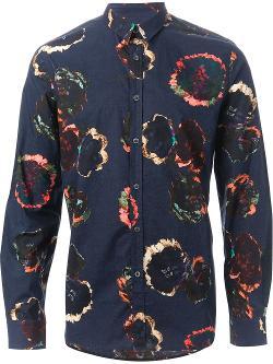 Paul Smith - Floral Print Shirt