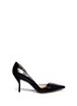 Phillip Lim - Martini Cutout Side Leather Pumps