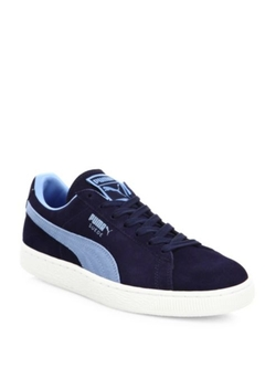 Puma - Classic Suede Low Sneakers