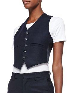 Charlotte Gainsbourg - The Suit Vest
