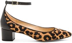 Sam Edelman - Lola Leopard Calf Hair Heels