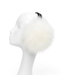 Tres Chic Furs - Fox Fur Earmuffs