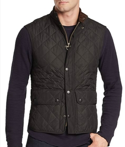 Barbour - Lowerdale Quilted Vest