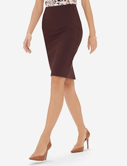 The Limited - Collection High Waist Pencil Skirt