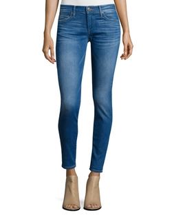 True Religion  - Casey Super-Skinny Ankle Jeans