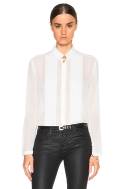 Pierre Balmain - Button Down Top