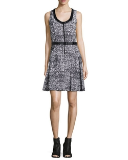 Proenza Schouler - Sleeveless Belted Dress