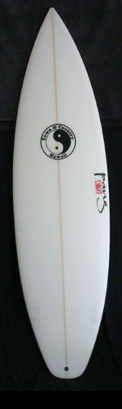 Town and Country Surfboards - 5 11 A3 #12-0454