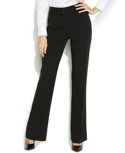 Alfani - Classic Fit Two-Button Trousers