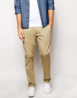 Diesel  - Chinos P-Aily Slim Tapered Fit