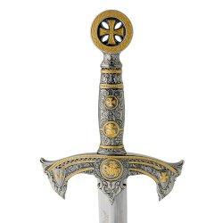 General Edge - Knights Templar Medieval Sword