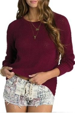 Billabong - Knit Pullover Sweater