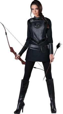 In Character - Warrior Huntress Costume