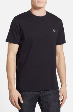 Fred Perry  - Slim Fit Crewneck T-Shirt