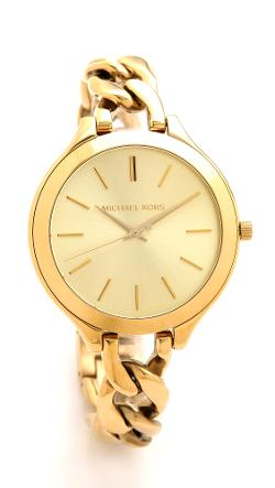 Michael Kors  - Slim Runway Twist Watch