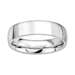Cobalt Chrome - Wedding Band Ring