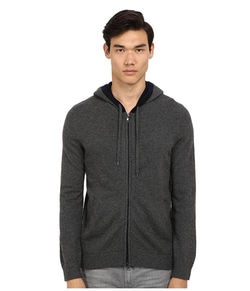Vince - Zip Up Hoodie Jacket