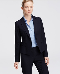 Ann Taylor - One Button Blazer