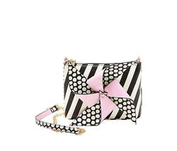 Betsey Johnson - Pinwheel Clutch Bag