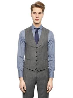 Larusmiani   - Wool & Cashmere Vest