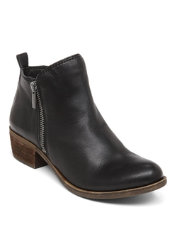 Lucky Brand - Basel Zip Up Booties