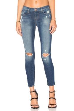 J Brand - Ankle Crop Jeans