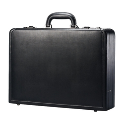 Samsonite  - Bonded Leather Attach Case