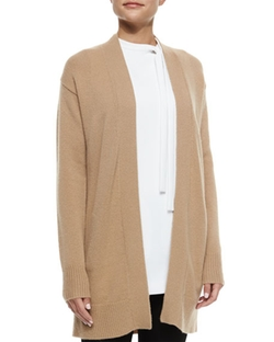 Theory - Analiese Long Cashmere Cardigan
