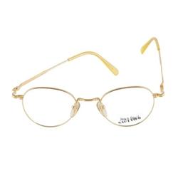 Jean Paul Gaultier - Gold Frame Eyeglasses