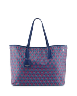 Liberty London - Marlborough Iphis Printed Tote Bag