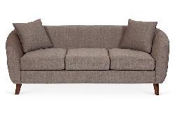 Circa  - Sofa, Light Blue/Brown