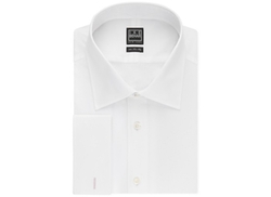 Ike Behar - Solid French Cuff Dress Shirt