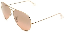 Ray-Ban - Aviator Large Metal Aviator Sunglasses