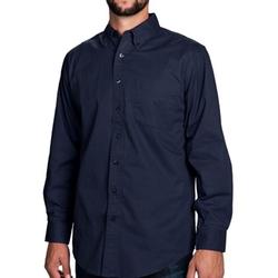 Harriton - Long Sleeve Twill Shirt