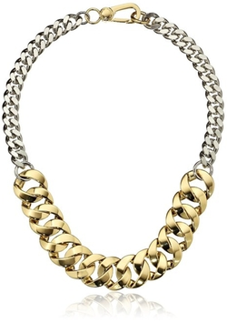 Marc Jacobs - Gold-Tone Link Choker Necklace