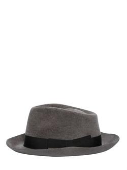 Dsquared2 - Lapin Fur Felt Fedora Hat