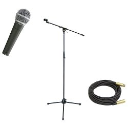 GSI - Pyle Mic Stand Package